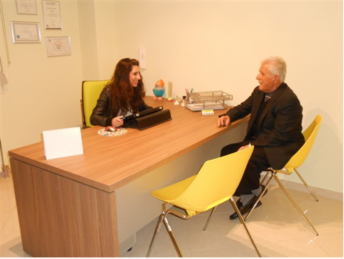 Η Speech therapist Patsiali  Elena