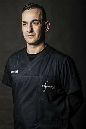 O Physiotherapist Sioulis Mihail