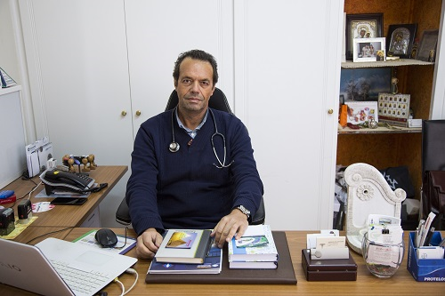 Mousionis Athanasios  - Internist