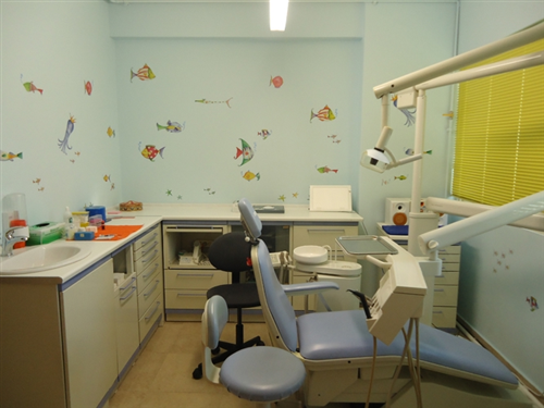 Η Pediatric dentist Apostolopoulou  Dafni