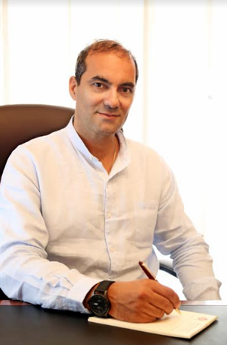 O General practitioner (GP) Devekouzou Dimitris