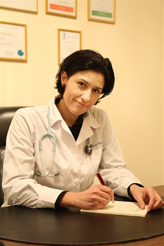 Η Pathologist Petsiou  Elena MD, PhD