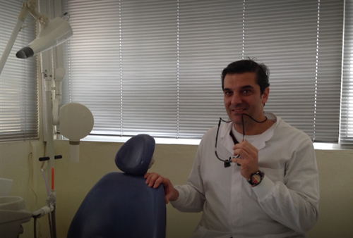 Mantaleris Iraklis - Dentist