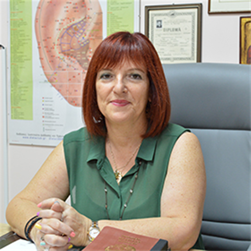 Giannopoulou Dimitra  - Pulmonologist - Tuberculosis specialist