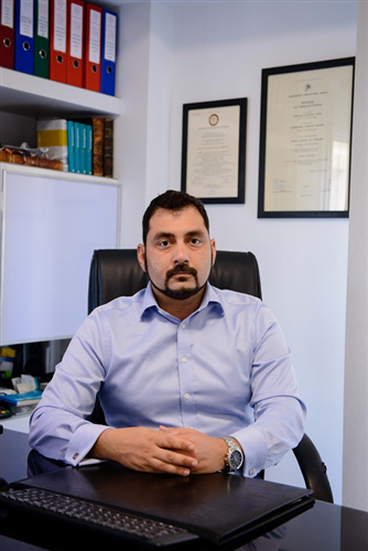 O General surgeon Haveles Ioannis