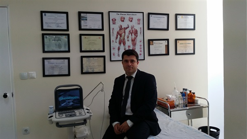 O Sports Medicine Physician Tataris Nikolaos