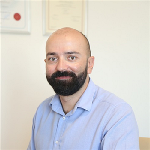 Gedeon Spuros - Ophthalmologist