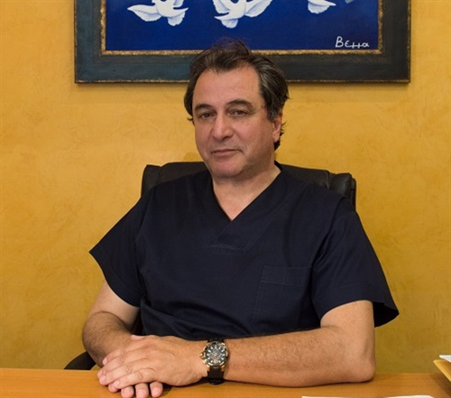 O Ophthalmologist Vettas Georgios