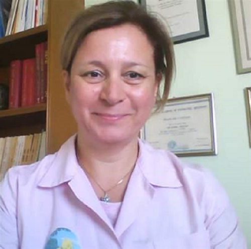 Tzovara Eyfimia - Pediatric dentist