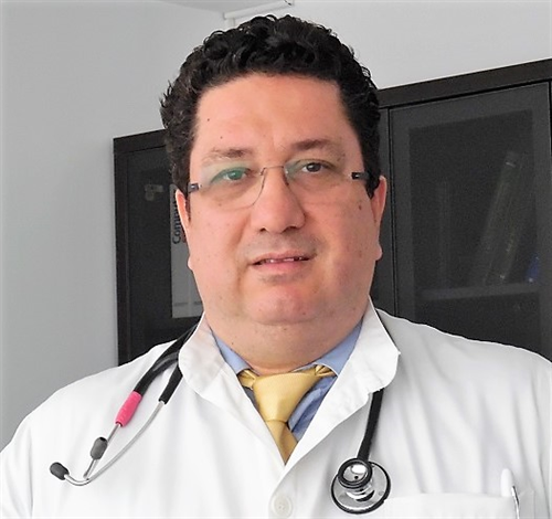 O Vascular surgeon - Angiologist Portinos Athanasios, MD, MSc.
