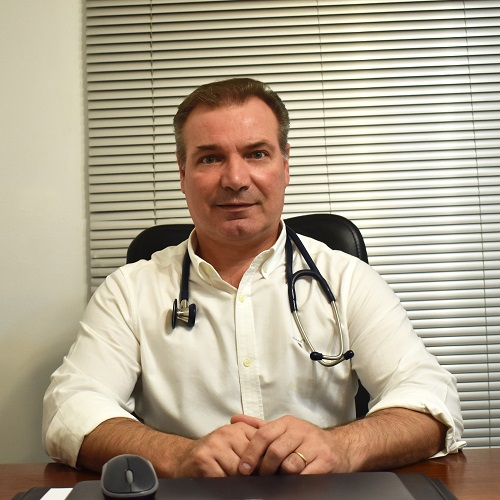 Ntailianis Dimitrios - Internist
