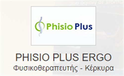 O Physiotherapist Phisio Plus  Ergo