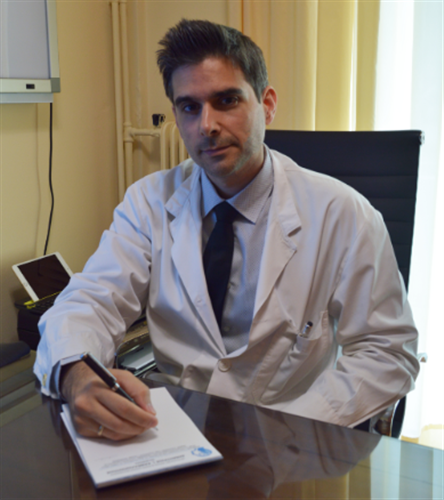 O Acupuncturist Kanellopoulos Dimitrios