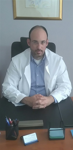 O Neurologist Papaliagkas Vasileios MD, PhD, Msc