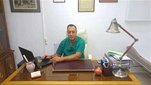 O Orthopedic - Orthopedic Surgeon Oktapodas Ioannis