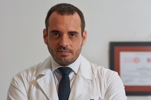 O Ophthalmologist Drakos  Evangelos MD,FEBO