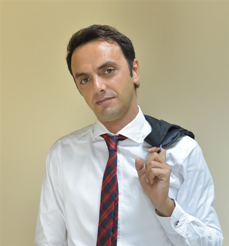 O Plastic surgeon Andreadis Ioannis