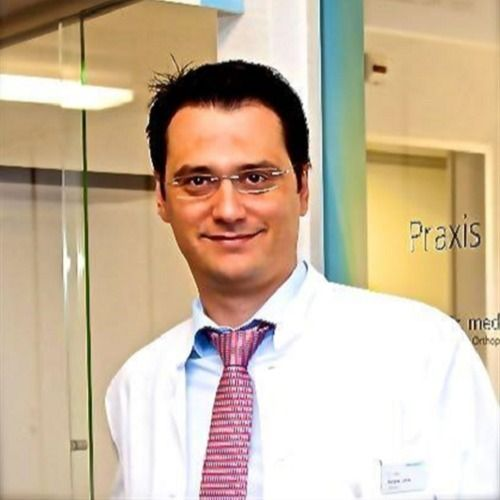 Lallos Stergios - Orthopedic - Orthopedic Surgeon