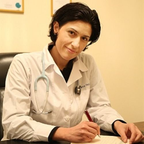 Petsiou  Elena - Internist