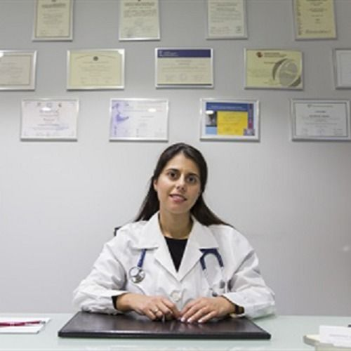 Paulopoulou Despoina - Internist